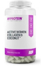 Myprotein Active Women Collagen & Cocount (60 кап)