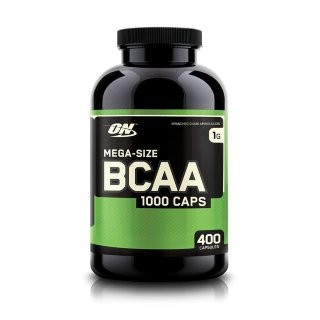 Optimum Nutrition BCAA 1000 (400 кап)