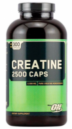 Optimum Nutrition Creatine 2500 (300 кап)