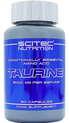 Scitec Nutrition Taurine 1000 мг (90 кап)