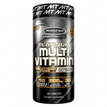 Muscletech Platinum Multi Vitamin (90 таб)