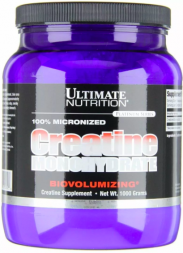 Ultimate Nutrition 100% Creatine Monohydrate (1000 г)