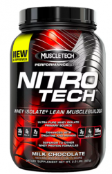 Muscletech Nitro-Tech Performance Series Isolate  (907 г)