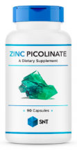 Zinc Picolinate 22 мг SNT (90 капс)