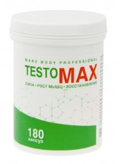 M Body Nutrition TESTOMAX (180 капс)
