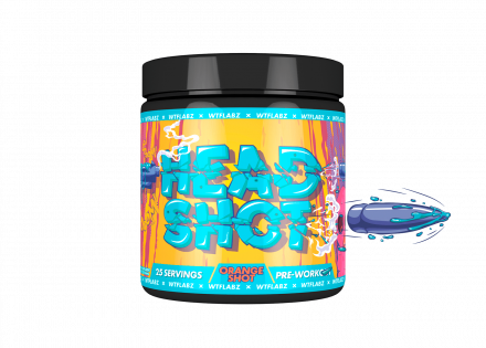 FireBox Nutrition Headshot (388 г)