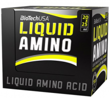 BioTech USA Liquid Amino (25 мл/20 ампул)