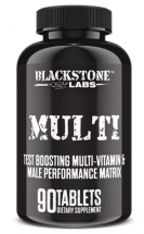 Blackstone Labs Multivitamin + Tribulus (90 таб)