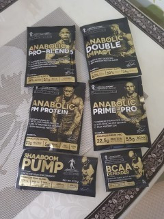 Kevin Levrone Anabolic PM Protein (908 г)