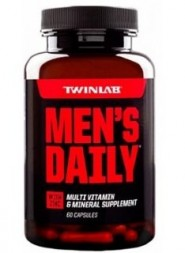 Twinlab Mens Daily (60 капс)