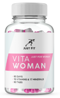 Just Fit Vita Women (90 таб)