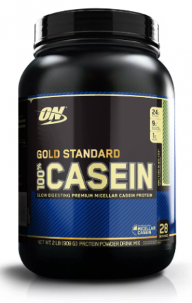Optimum Nutrition 100% Casein Standard (908 г)