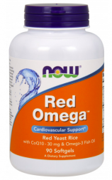 NOW Red Omega (90 капс)