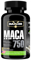 Maxler Maca 750 6:1 Concentrate (90 капс)