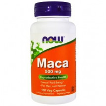 NOW MACA 500mg (100 кап)