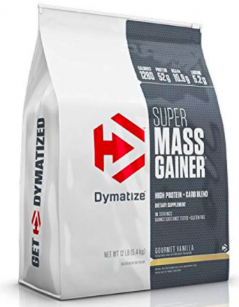 Dymatize Nutrition SUPER Mass Gainer (5400 г)