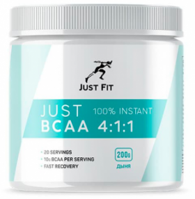 Just Fit BCAA 4:1:1 (200 г)