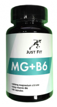 Just Fit Magnesium B6 (60 капс)