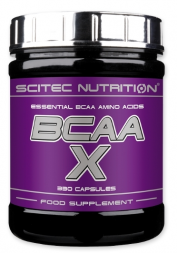 Scitec Nutrition BCAA-X (330 капс)