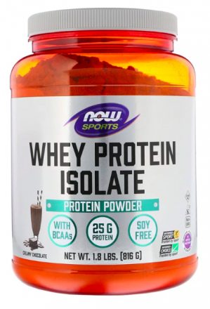 Now Whey Protein Isolate (816 г)