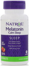 Natrol Melatonin Advanced Calm Sleep (6 мг)