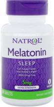 Natrol Melatonin 5mg (60 таб)