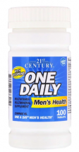 21st Century One Daily Men's Health (100 таб)
