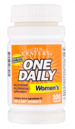 21st Century One Daily Women's (100 таб)