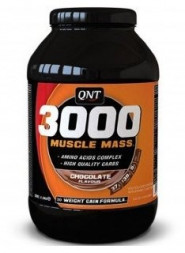 QNT Muscle Mass 3000 (1300 гр)