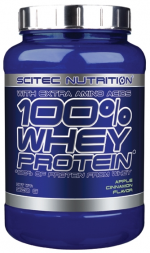 Scitec Nutrition Whey Protein (920 гр)
