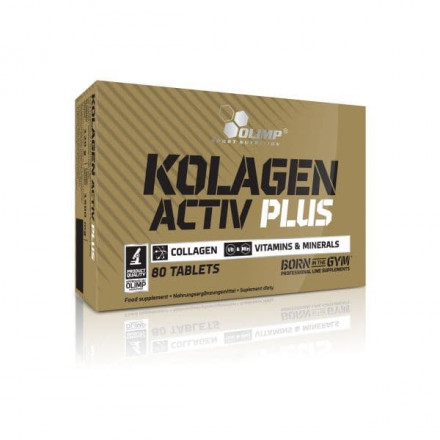 Olimp Collagen Active Plus (80 табл)