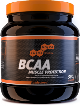 Anna Nova BCAA Muscle Protection (500 г)