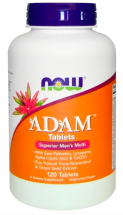 NOW Adam Men's Multiple Vitamin (120 табл)