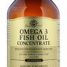 Solgar Omega-3 Fish Oil Concentrate (120 кап)