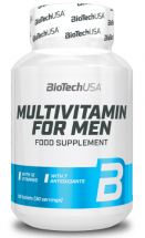 BioTech USA Multivitamin For Men (60 таб)