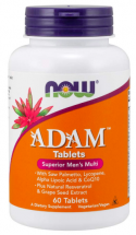 NOW Adam Men's Multiple Vitamin (60 табл)