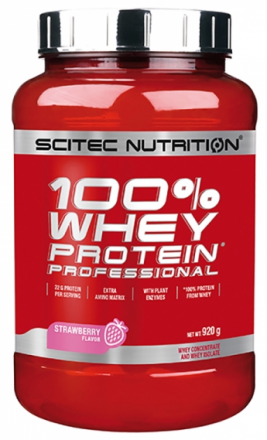 Scitec Nutrition Whey Protein Professional (920 гр)