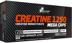 Olimp Creatine Mega Caps (120 капс)
