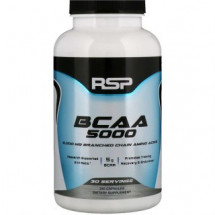 RSP Nutrition BCAA 5000 мг (240 кап)