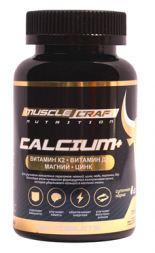 Musclecraft Calcium+Minerals (90 табл)