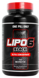 Nutrex Lipo 6 Ultra Concentrate (60 капс)