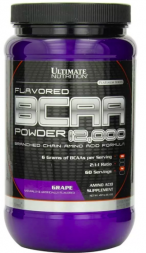 Ultimate Nutrition BCAA 12.000 Flavored (457 г)