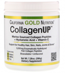 California Gold Nutrition CollagenUP  (206 г)