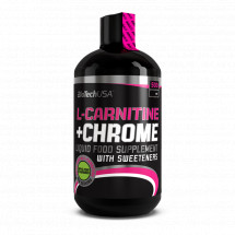 BioTech USA L-Carnitine+Chrome (510 мл)