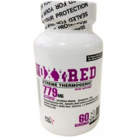 Red Labs OxyRed Xtreme Thermogenic (60 кап)