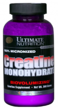 Ultimate Nutrition 100% Creatine Monohydrate (300 г)