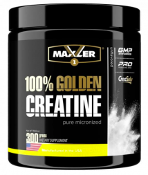 Maxler 100% Golden Creatine (300 г)