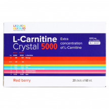 Liquid & Liquid L-Carnitine Crystal 5000 Shots
