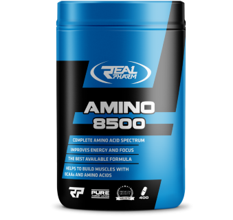Real Pharm Amino 8500 (400 табл)