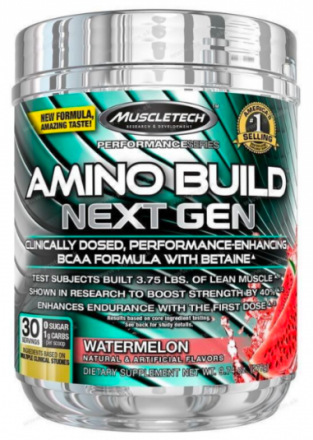 Muscletech Amino Build Next Gen (263 г)